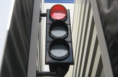 feux de signalisation quai de chargement